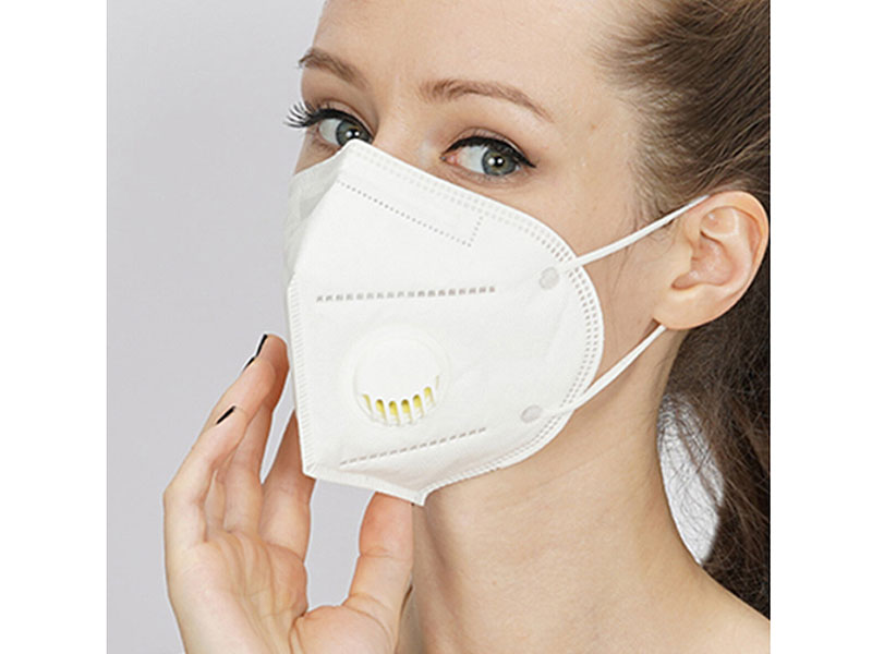 Reusable KN95 Face Mask with Filter