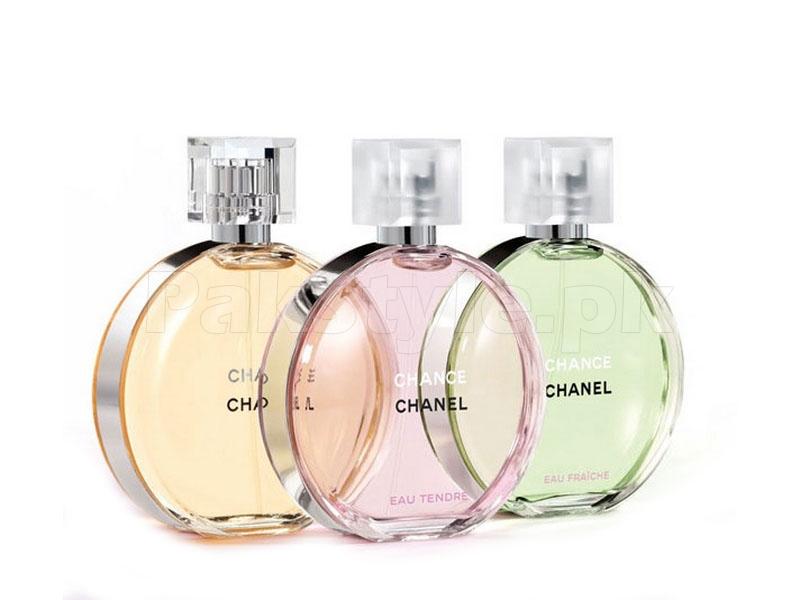 Chanel chance hinta