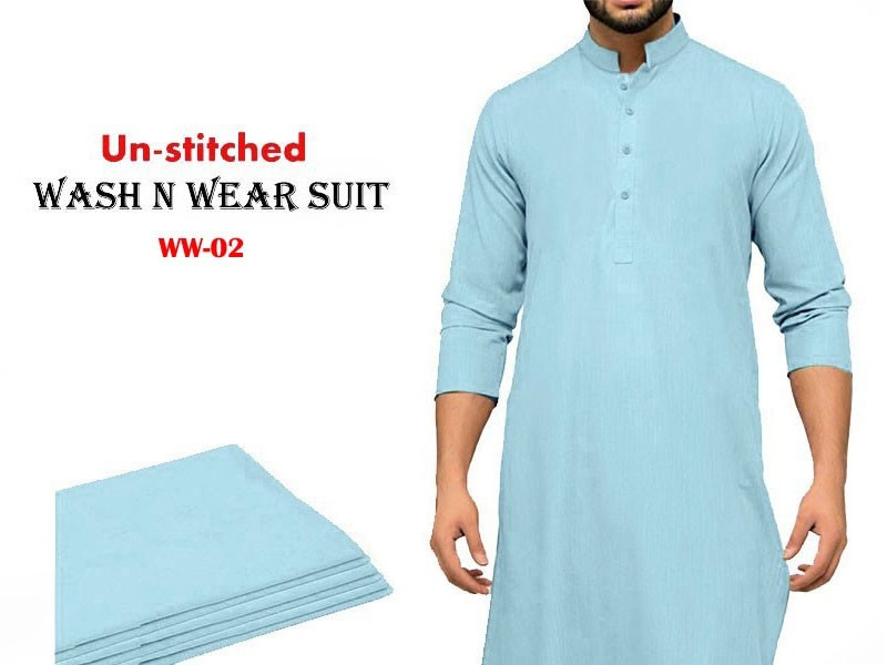 Pack of 3 Unstitched Wash n Wear Suits of Your Choice