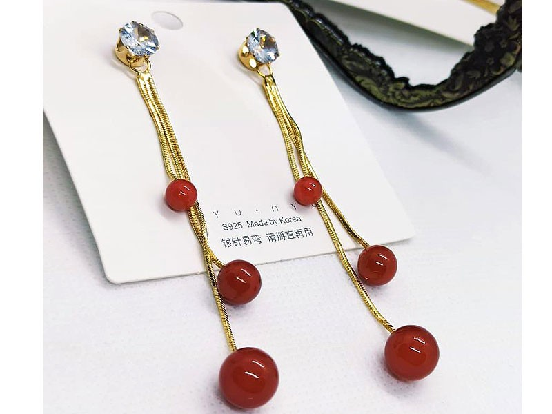 3-Step Fashion Earrings Price in Pakistan