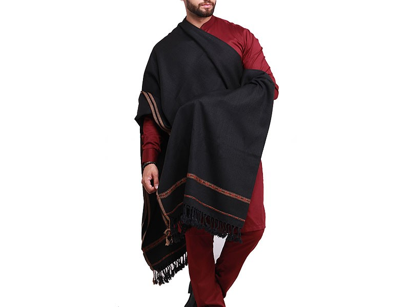 Traditional Men's Winter Shawl Price in Pakistan