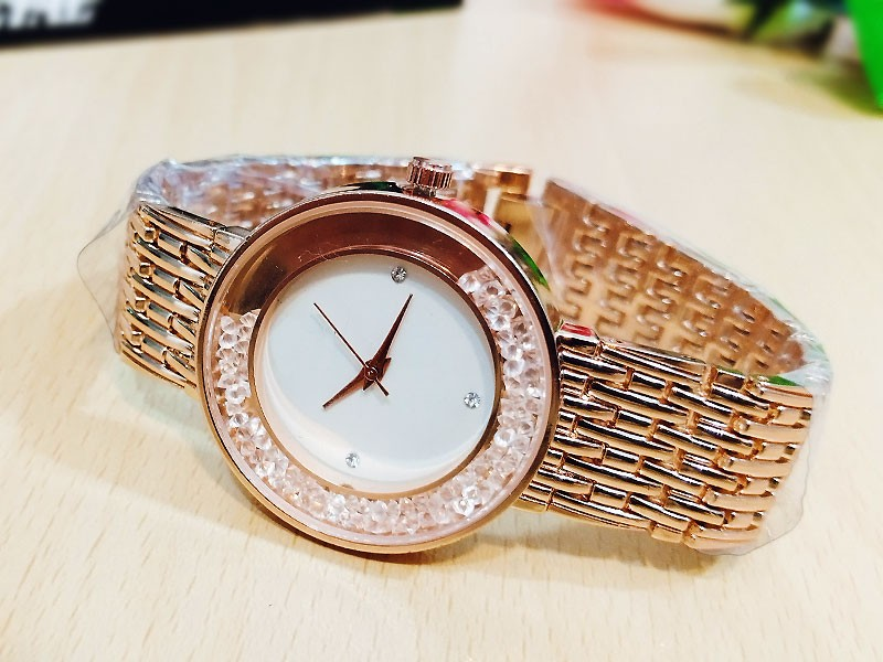 Rose Gold Women's Jewelry Watch Price in Pakistan