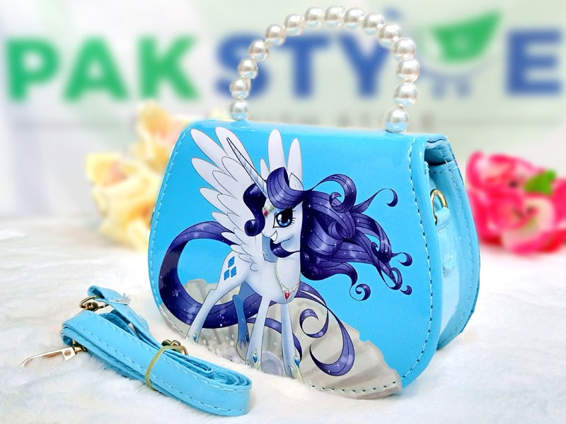 Unicorn Character   Shoulder Bag for Girls Price in Pakistan