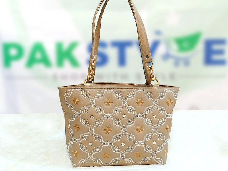 Ladies Fashion Handbag - Skin Price in Pakistan