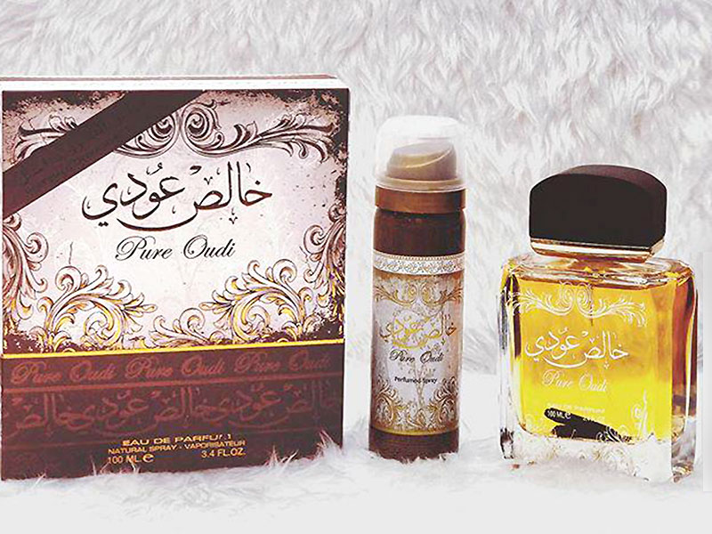 Pack of 5 Arabic Perfumes Price in Pakistan