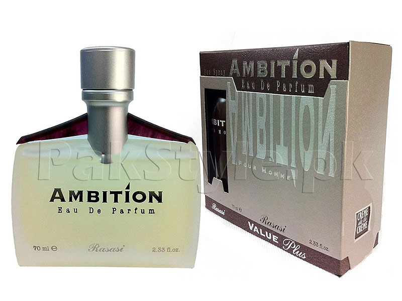 Rasasi Ambition for Men with DEO