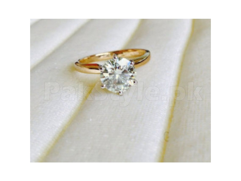 Ring with Diamond Stone 1 Free as a Gift Price in Pakistan