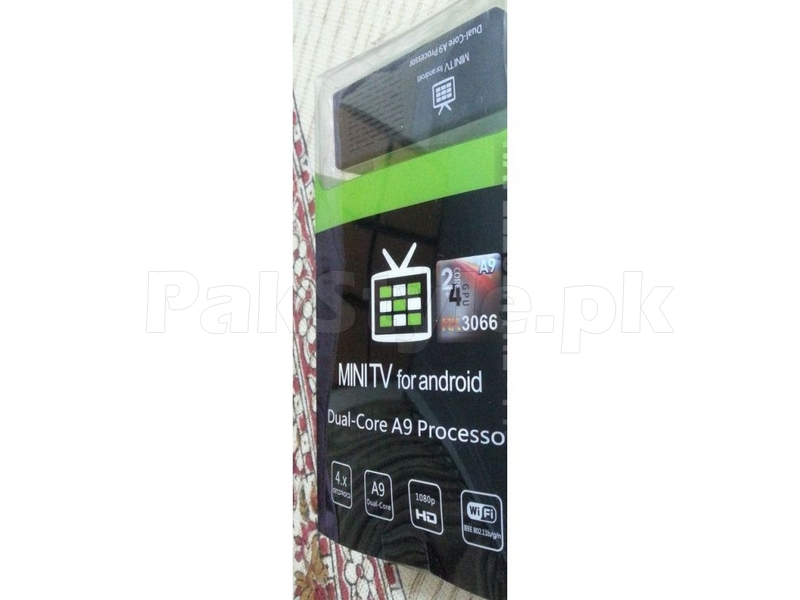 Android tv box price in pakistan