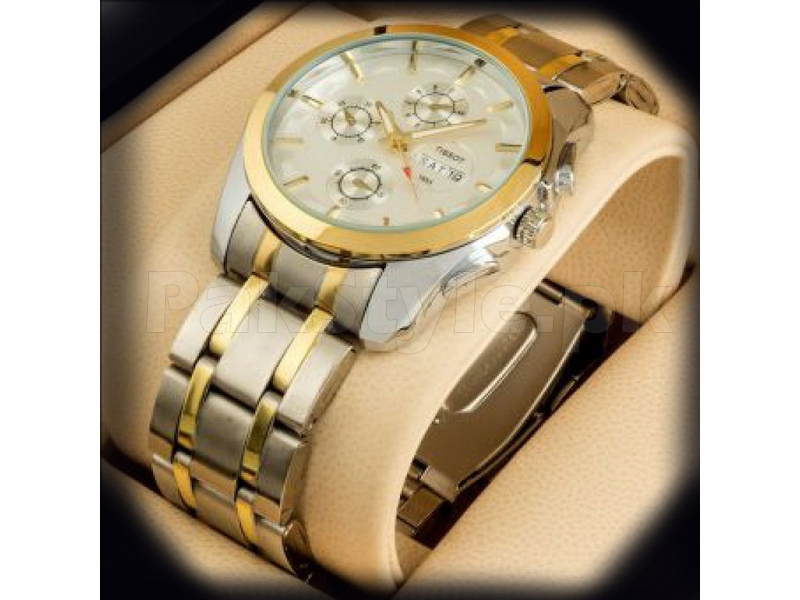 tissot menu0027s watch