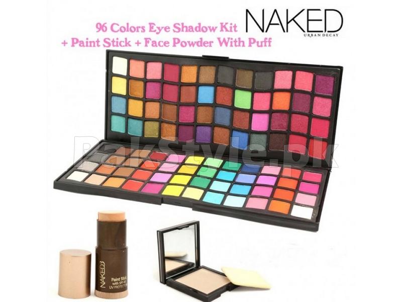 Naked 3 Eye Shadow Kit