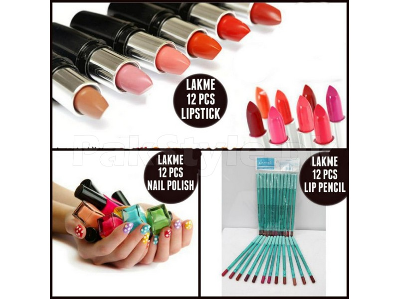 36 Lakme Makeup Kit