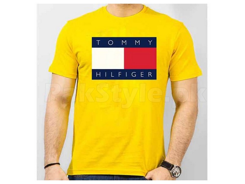 tommy hilfiger t shirt logo baby. Black Bedroom Furniture Sets. Home Design Ideas