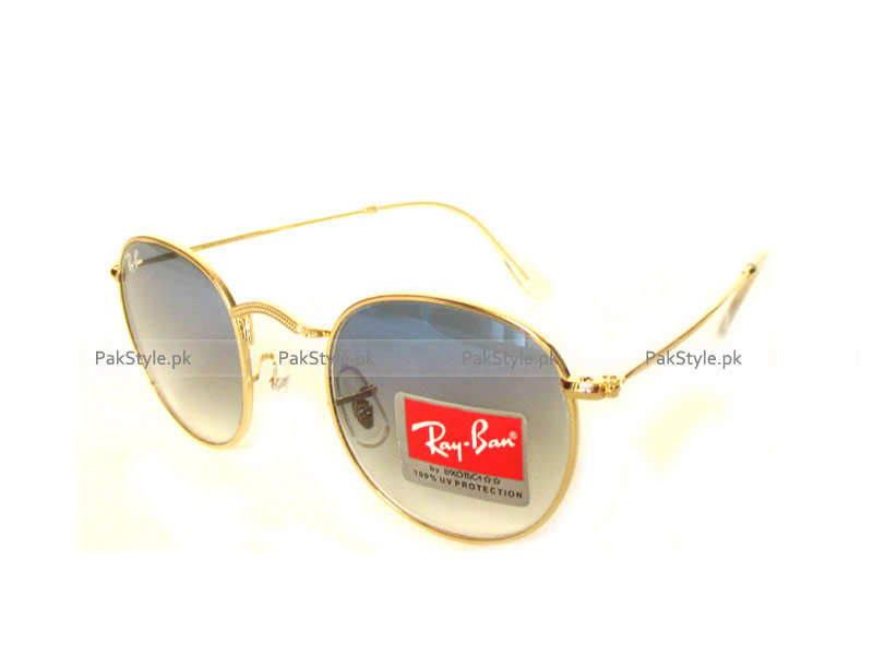 ray ban round sunglasses pakistan  ray ban round sunglasses double shade in pakistan