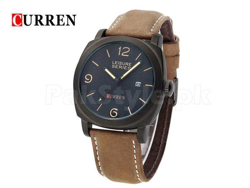 Men 39 S Curren Watch Price In Pakistan M002874 Check