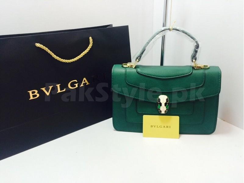 Bvlgari Las Shoulder Bag