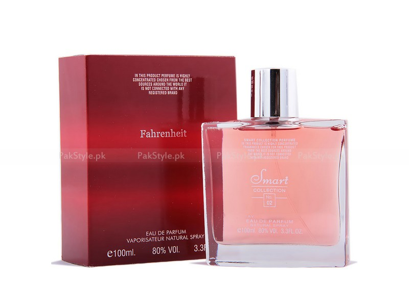 Fahrenheit Perfume By Smart Collection Price in Pakistan ...