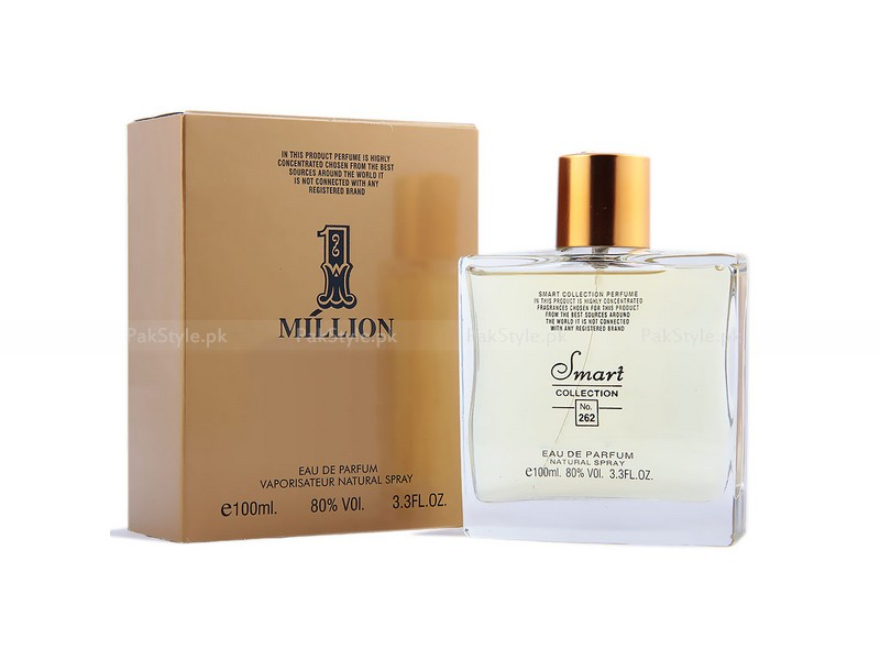 One Million Perfume By Smart Collection Price In Pakistan M003045