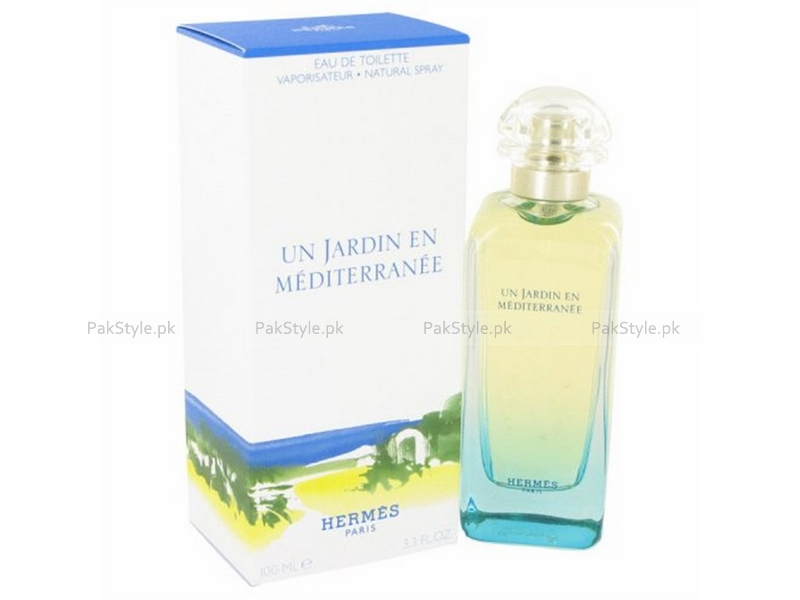 hermes paris un jardin en mediterranee perfumes price in pakistan m003073 check prices. Black Bedroom Furniture Sets. Home Design Ideas