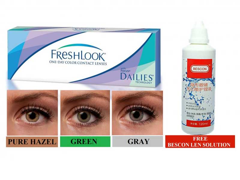 1800 two pair contact lenses