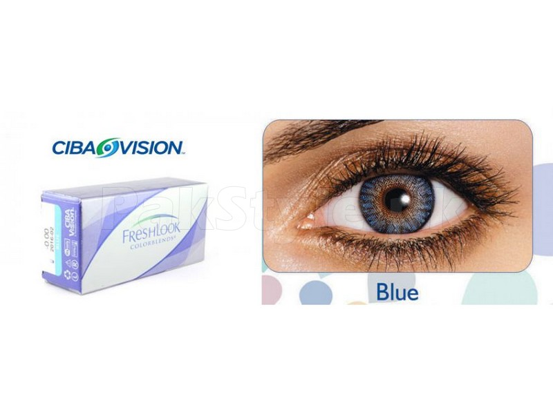 4d570d7bfb9 2 Pairs Freshlook Colorblends Contact Lens Price in Pakistan ...