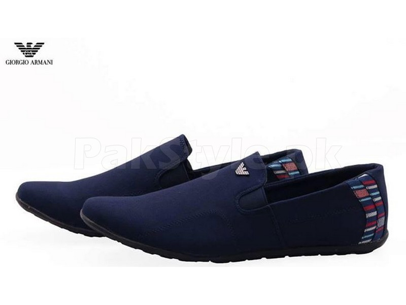 Giorgio Armani Loafer Shoes Blue Price In Pakistan (M003495) - Check Prices Specs U0026 Reviews