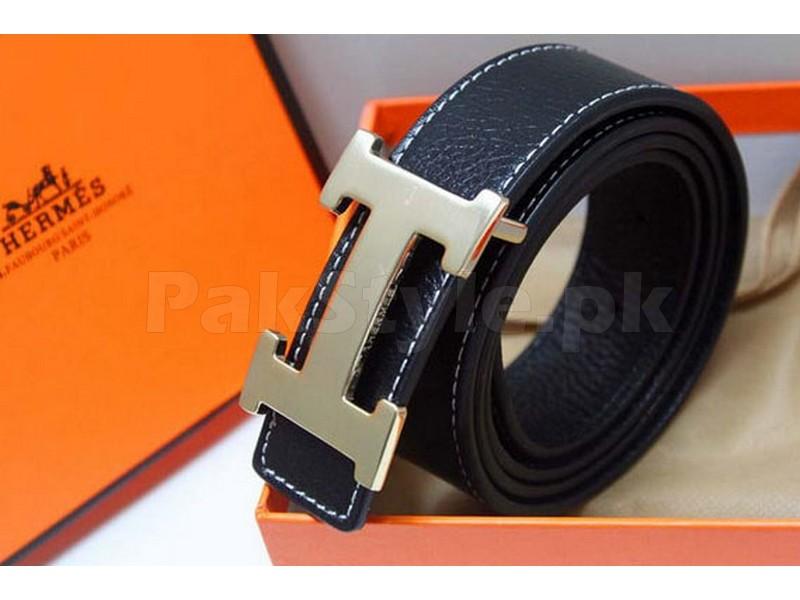 Hermes Men's Leather Belt Price in Pakistan (M003582 ...