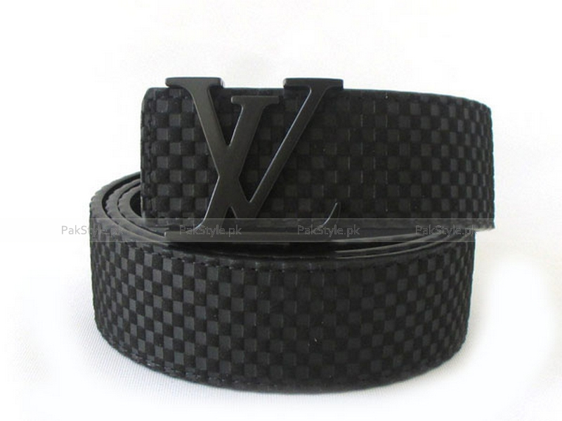 LV Suede Leather Belt Price in Pakistan (M003588) - Check ...