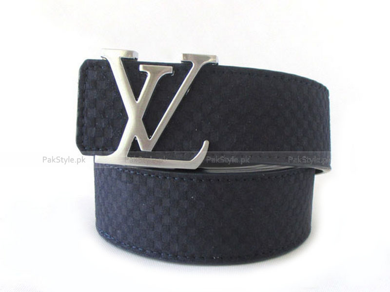 LV Suede Leather Belt Price in Pakistan (M003590) - Check ...