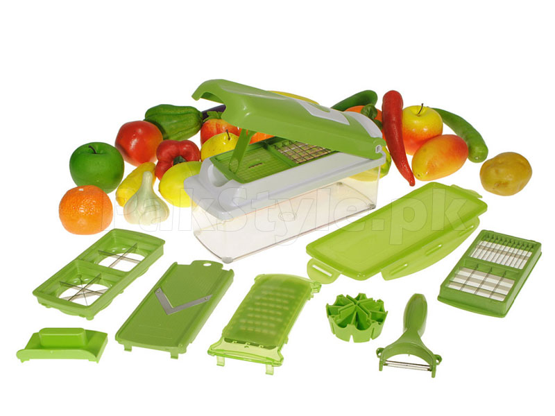 Genius Nicer Dicer Plus in Pakistan