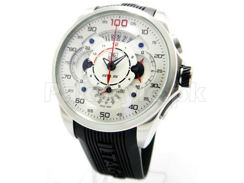 Tag heuer calibre mercedes benz watch price in pakistan for Mercedes benz tag heuer watch