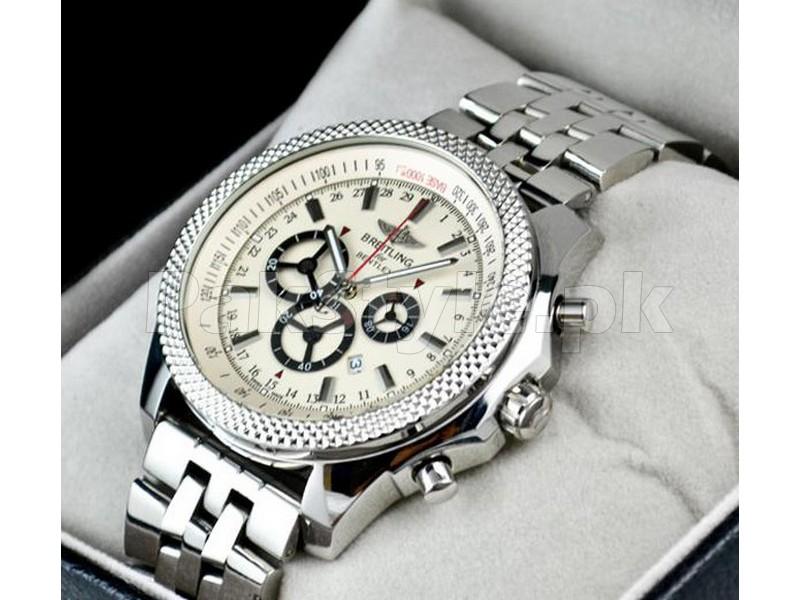 Breitling for bentley motors watch price in pakistan for Breitling for bentley motors watch price