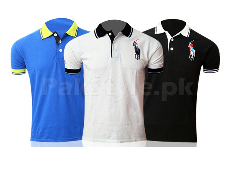 The original brand of polo neck t-shirts for men and women, U.S. Polo Assn. is a company controlled by the USPA (United States Polo Association). U.S. Polo t-shirts are one of a kind and will put you right on the field when you slip into one.