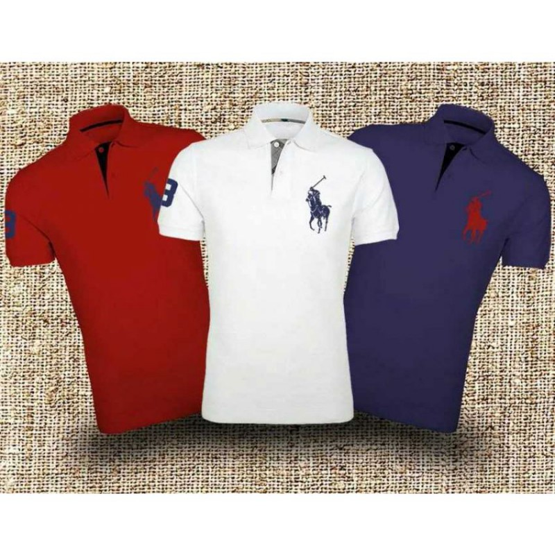 Pack of 3 polo t shirt price in pakistan m004583 for Vistaprint polo shirts review