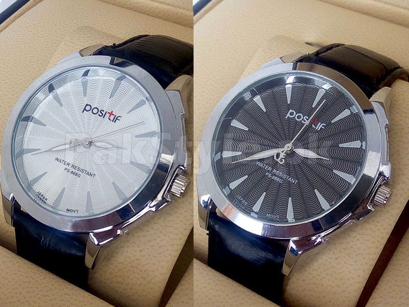Pack of 2 Positif Watches Price in Pakistan