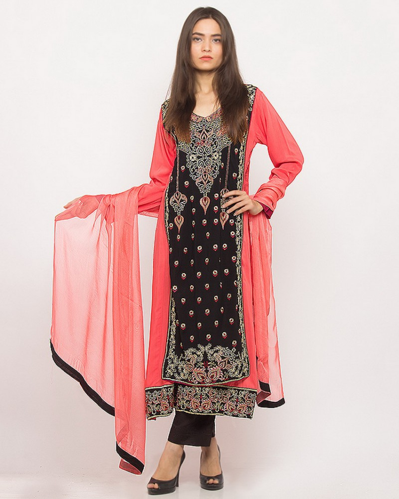 b259ffc05220 Ladies Ready Made Designer Embroidered Dress Price in Pakistan ...