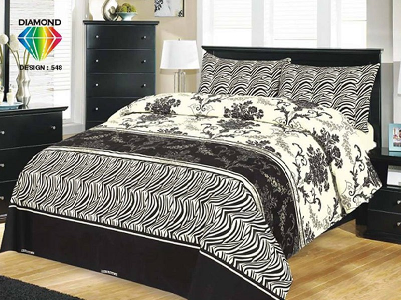 King Size PC Bed Sheet