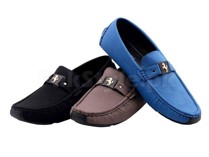c47b061b6d1 Ferrari Loafer Shoes Price in Pakistan (M00590) - 2019 Prices   Reviews