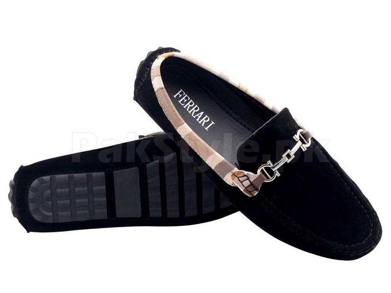 Ferrari Loafer Shoes Black Price In Pakistan (M00603) - Check Prices Specs U0026 Reviews