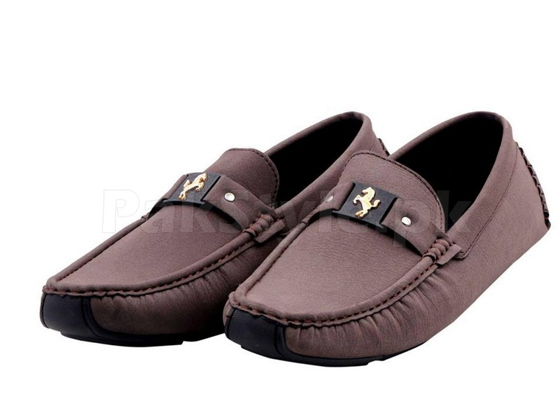 Ferrari Loafer Shoes Brown Price In Pakistan (M00604) - Check Prices Specs U0026 Reviews