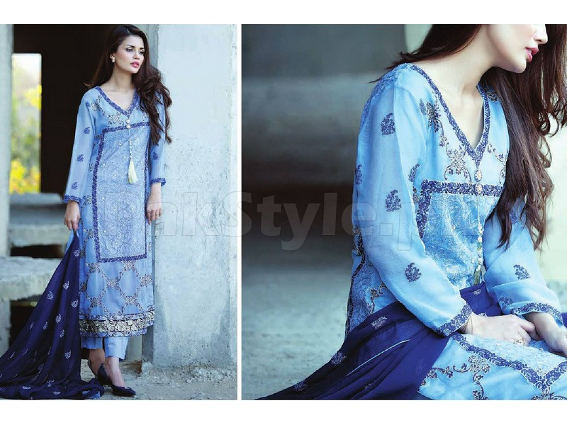 Amna Ismail Lawn 2017 Collection with Prices at Amna Ismail Online ...