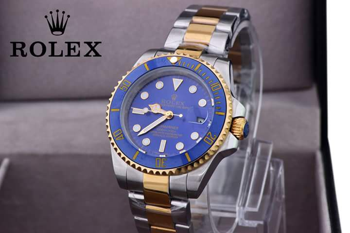 Gold Rolex ladies
