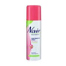 Ladies Nair Hair Removing Spray Price In Pakistan M006966 2019