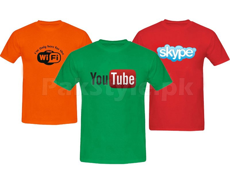 3 Graphic T-Shirts Bundle Pack Price in Pakistan