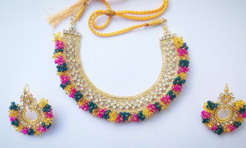Gold Plated Jewelry Set Price in Pakistan M Check Prices