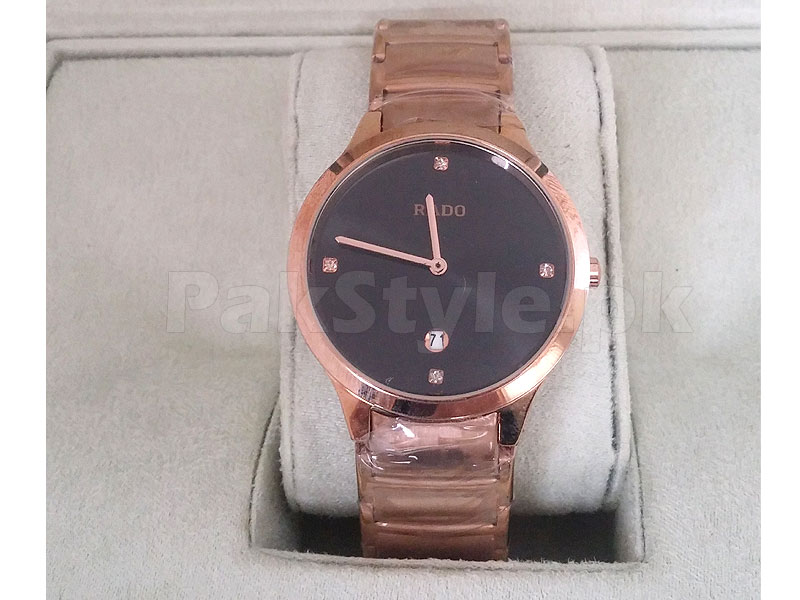 Golden Premium Edition Men's Watch