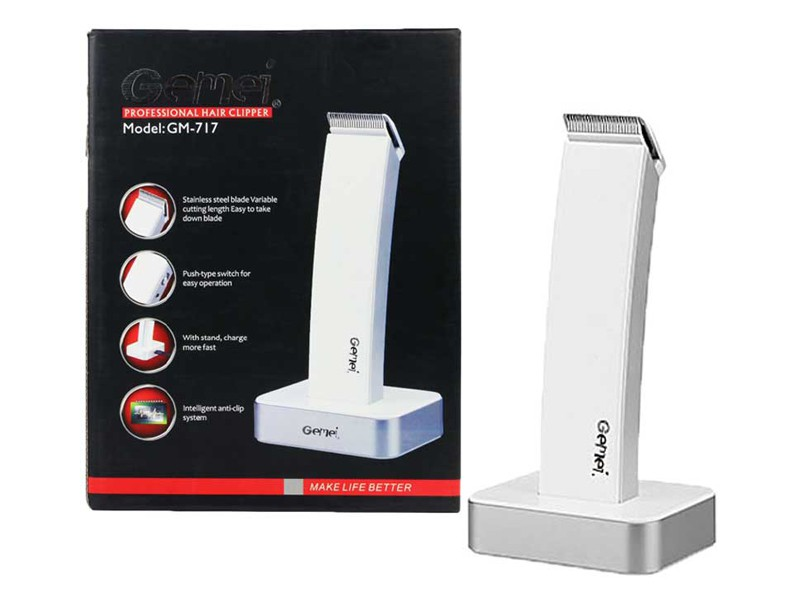Gemei Professional Hair Trimmer GM-717 in Pakistan