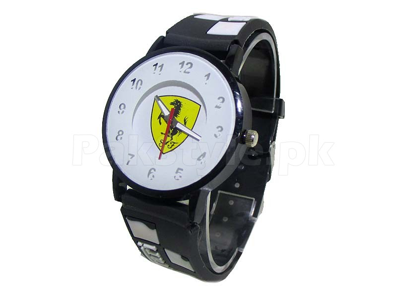 Pack of 5 Ferrari Kids Watches in Pakistan