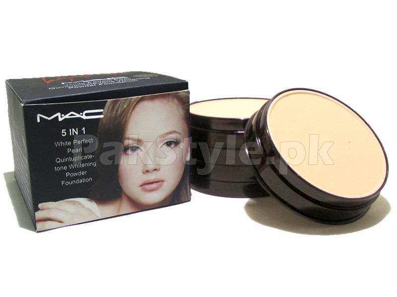 5 in 1 MAC Iridescent Loose Powder Price in Pakistan