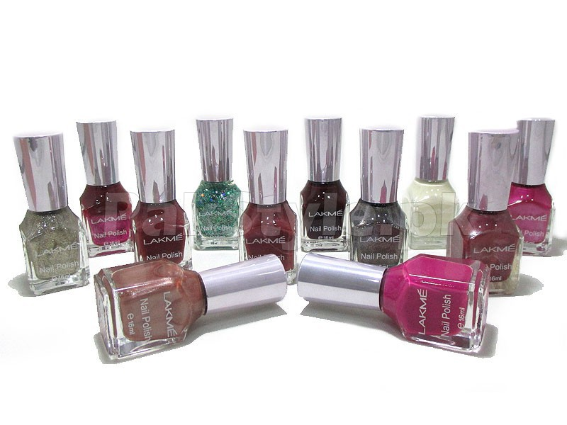 Pack of 12 Lakme Nail Polish Price in Pakistan