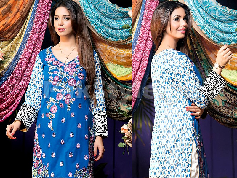 Amna Ismail EID Lawn Collection